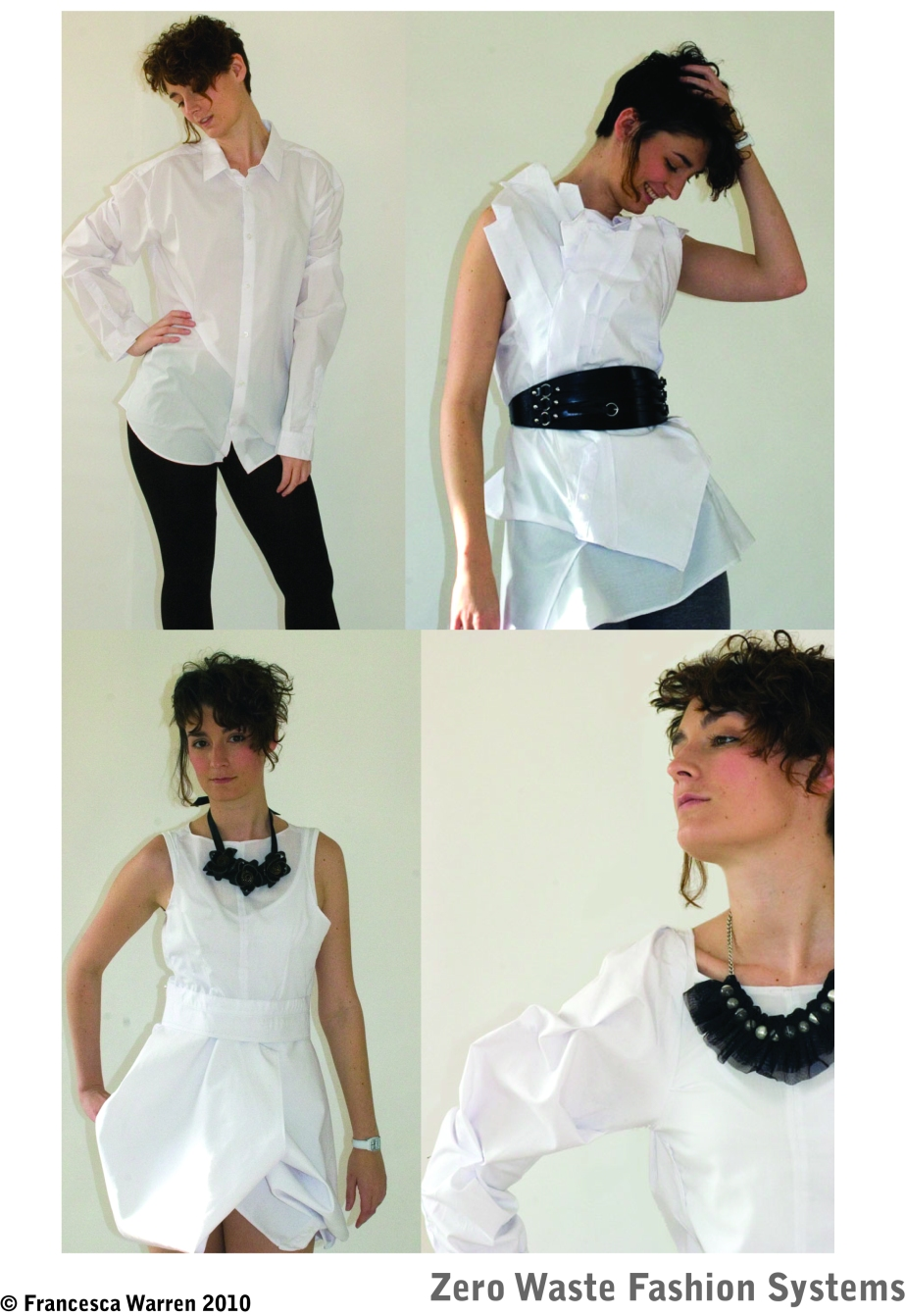 Zero Waste Fashion Systems will be exhibiting at Fashion Footprints: Sustainable Approaches