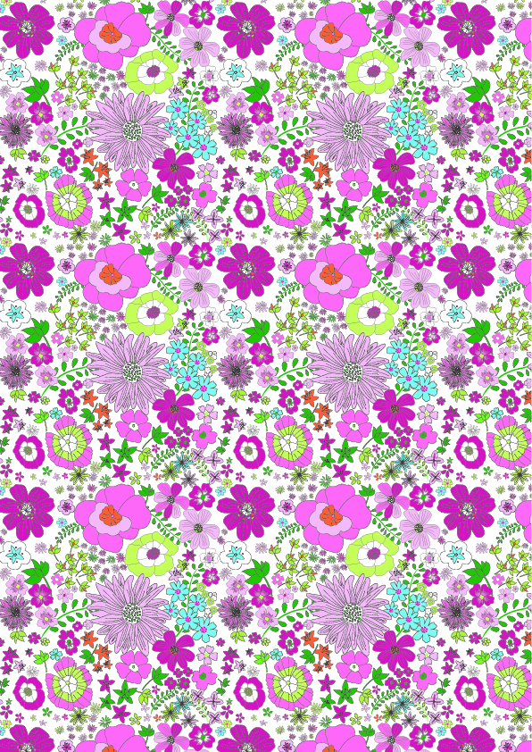 floral colourway 2