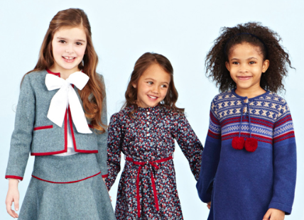 Knitwear at Oscar de la Renta Kids